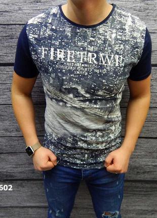 Скидка футболка мужская 100% хлопок есть размеры и цвета