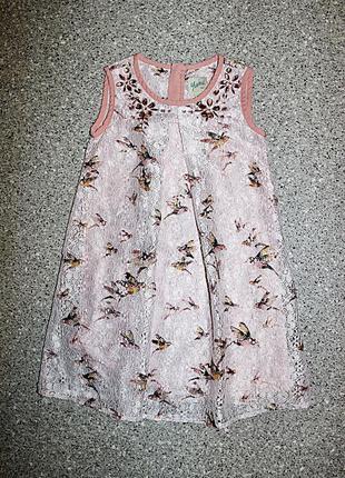 Платье 5-6