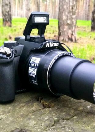 Nikon P100+Сумочка,Зарядное!
