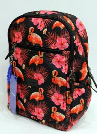 Рюкзак, ранец, городской рюкзак, спортивный рюкзак, фламинго, ...