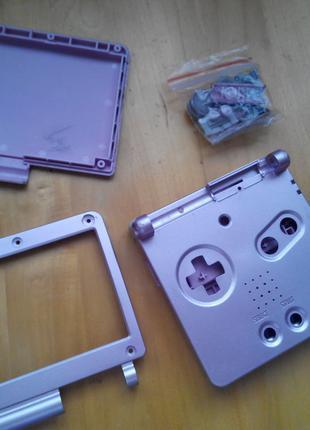 Корпус замена запчасти Nintendo Gameboy Advance SP GBA 101 iQue