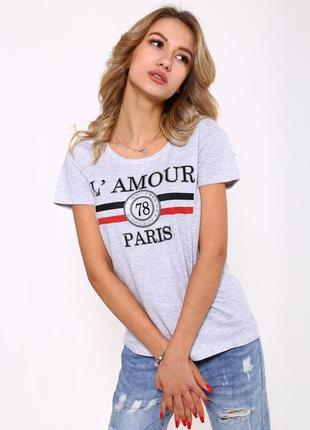 Стильная женская футболка, жіноча футболка, множество цветов, ...