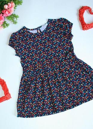 Трикотажное платье р5-6лет george