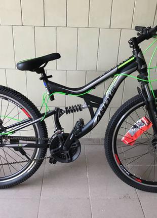 Новый горный велосипед Ardis Buggy 17' 26 двухподвес MTB