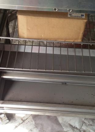 Тепловая витрина GASTRO-TAR SO-12: куры гриль и прочее