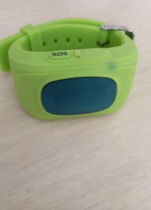 Дитячі смарт часи з GPS Q50