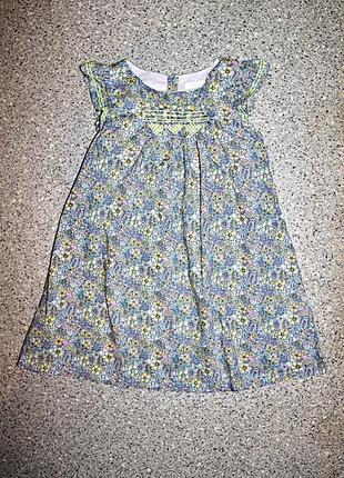 Платье 4-5 next