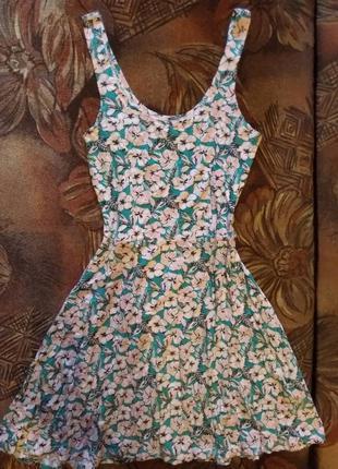Новое лёгкое летнее платье сарафан