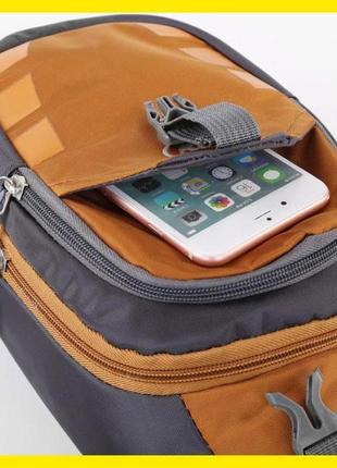 Однолямочный рюкзак. Слинг. Нагрудная сумка, рюкзак через плечо