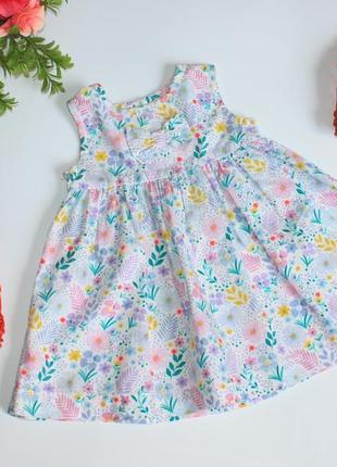 Платье для малышки  bluezoo