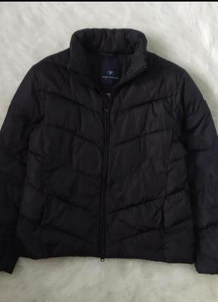 Брендовая куртка пуховик tom tailor