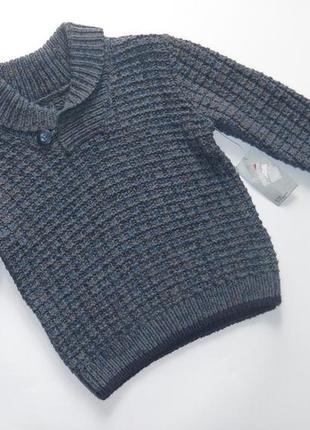 Теплый свитер для мальчика от matalan