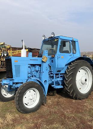 Трактор МТЗ-80,