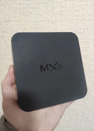 Android TV BOX MXQ S805 1Гб 8Гб Андроид тв приставка