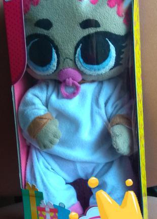 Кукла LOL ручная работа