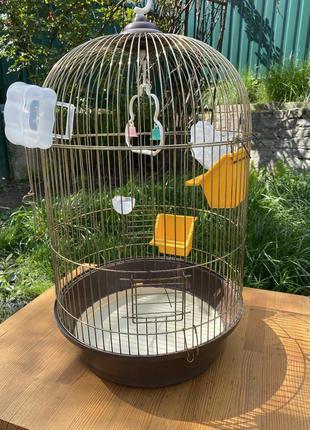 Клетка для Птицы (средней/ крупной)