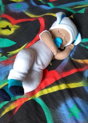 Кукла пупс-сплюшка  ручная работа