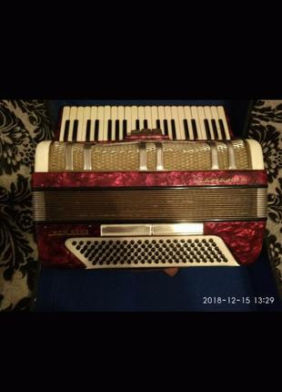 Німецький акордеон 4/4 Barcarole.