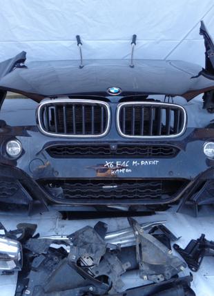 Разборка BMW X6 F16 б/у детали