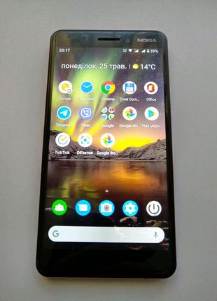Телефон Nokia 6.1 - 2018