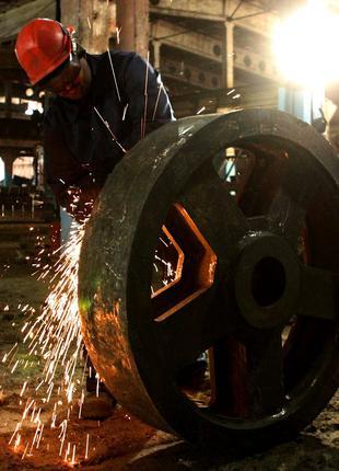 Литье рабочих колес, зубчатые колеса, диски