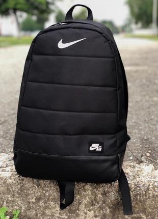 Рюкзак nike (найк) черный
