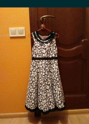 Платье 7-9лет