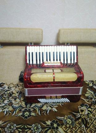 Німецький акордеон 3/4 Harmonica.