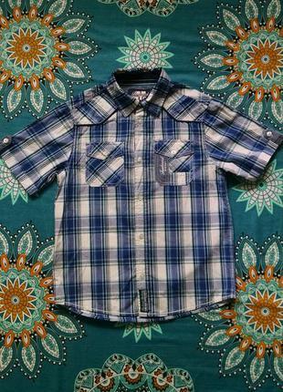 Рубашка,тенниска для мальчика 11-12 лет