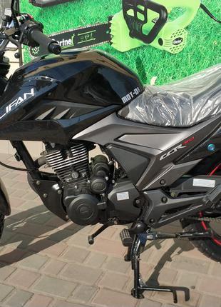 Мотоциклы, Дорожный мотоцикл Lifan LF150-2E