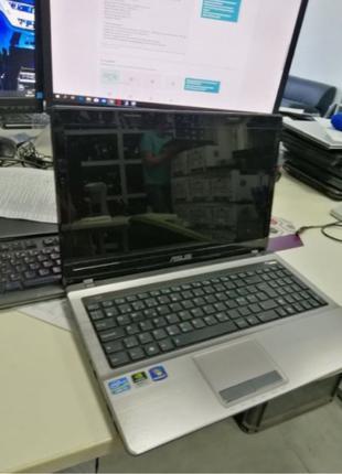 Классный Игровой ноутбук за свои деньги. ASUS X53S. Гарантия.