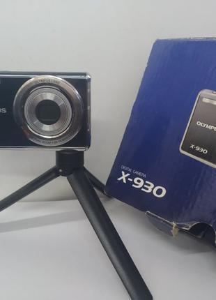 Фотоаппарат Olympus X-930
