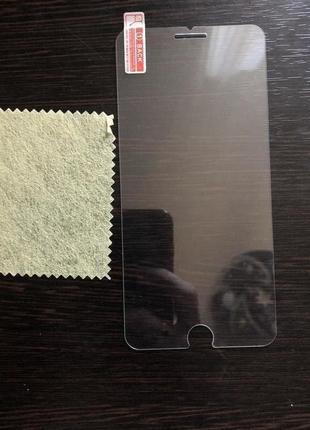Стекло на iPhone 7+,8+