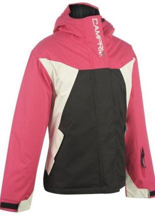 Куртка ветровка с капюшоном campri