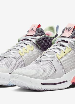 Оригинал! Кроссовки Nike Air Jordan Why Not Zer0.2