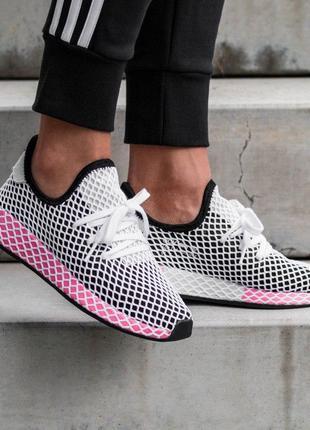 Оригинал! Женские кроссовки Adidas Deerupt Runner
