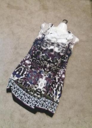 Платье -12\14р на  -48-50р    №25           вискоза   распродажа