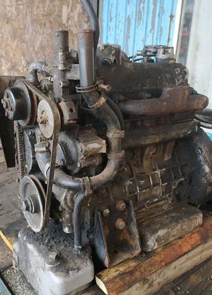 Двигун kubota v1505