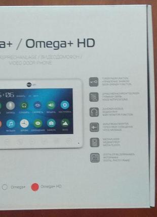 Видеодомофон Neolight Omega+ HD с сенсорным экраном 7″