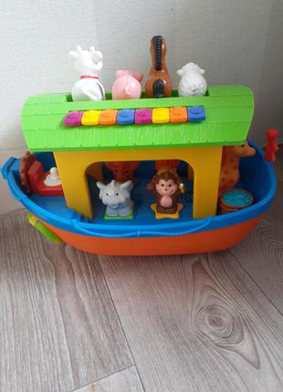 Ноев ковчег фишер прайс