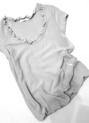 Tatuum блуза блузка натуральный шелк 38 м