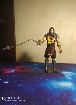 Игрушка skorpion MK11, игрушка для детей 8 и больше лет