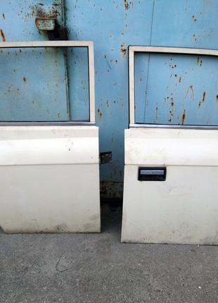 """Двери (задние, передние) со стёклами ИЖ М412-028; ИЖ 21251 """"Москв"""