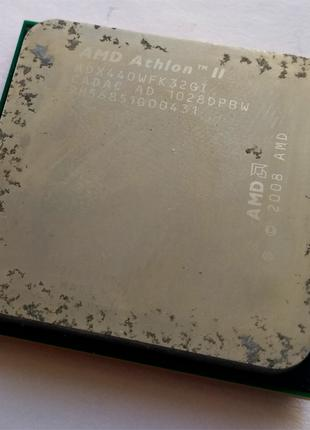 Процессор AMD Athlon II X3 440 3.0GHz 3 ядра Socket AM2+/AM3