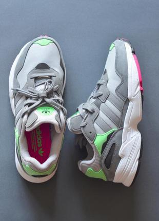 Мужские кроссовки ⭐⭐ adidas originals yung-96, оригинал, (р. 4...