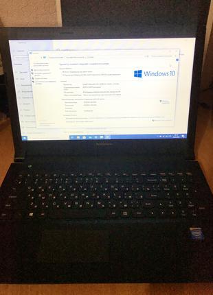 Продам ноутбук Lenovo B50-30
