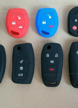 Чехол для ключа Ford Fusion,Kuga,Fiesta,Focus,Mondeo корпус
