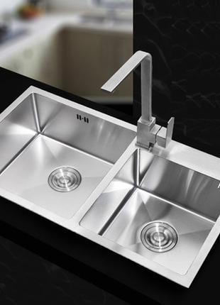 Кухонная мойка Imperial S7843 Handmade 2.7/1.0 mm