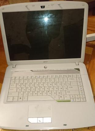 Ноутбук Acer aspire 5720 рабочий