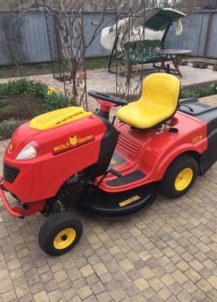 Трактор газонокилка Wolf-Garten Ambition 76 125 H